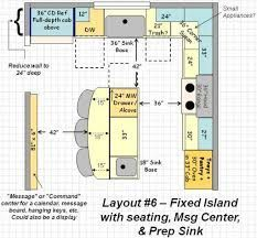 12 X 20 Kitchen Layout With Images