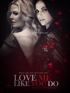 """misslane1981: """"Love me like you do fanvid"""