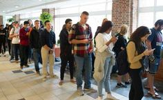 US Election: Voters Report Long Lines, Intimidation And Confusion