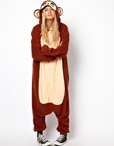 kind of love this Kigu Monkey Onesie