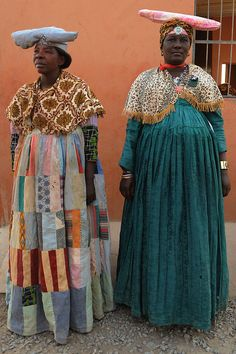 Herero - Namibia | Flickr - Photo Sharing!