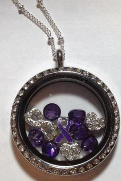 Relay For Life locket!  This would be great in our silent auction. Wonder if any local reps would be willing to donate one?