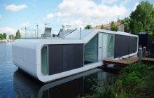 House Boats | Design Idea & Image Galleries on Dornob