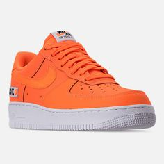 new style 8c777 a7183 Nike Men s Force 1  07 LV8 JDI Leather Casual Shoes Tenis, Air Force 1