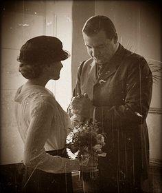 Anna and Mr Bates storyline.