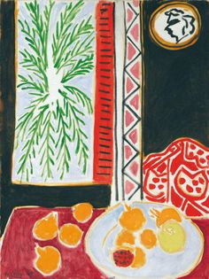 from Matisse (painted in city of Nice, French Riviera)
