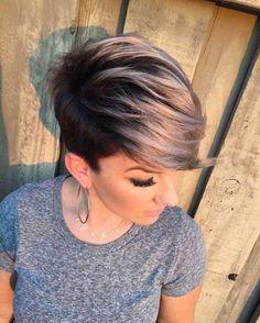 20 Nice Hair Color for Short Hair - Love this Hair