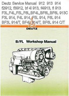 details about deutz 2012 engine service manual deutz 2012 workshop details about deutz 912 913 914 f2l912 f3l912 bf 4l 913 f4l913 fl 913 service manual pdf
