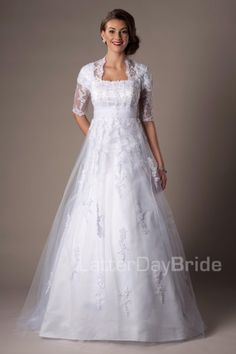 Another FAVE Maxwelle - Wedding Dress Front