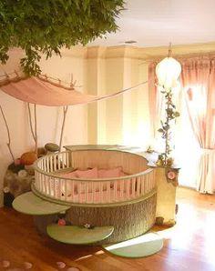 Inspirasi Tempat Tidur Unik Untuk Bayi