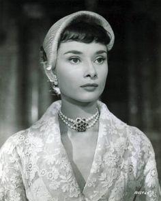 Audrey Hepburn 1953 Roman Holiday