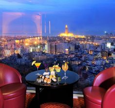 Sky 28 Bar Casablanca Morocco More