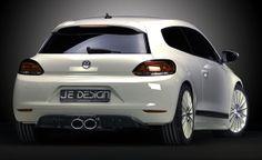 JE DESIGN Volkswagen Scirocco Sport Program, JE DESIGN Volkswagen ...