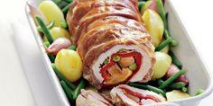 Chystáte se na rodinnou oslavu a přemýšlíte, čím omráčit tchyni? Pořádáte večírek a řešíte, jaké efektní, a přesto jednoduché pohoštění připravit? Sáhněte po osvědčeném receptu a rolujte na čtyři způsoby. Sushi, Food And Drink, Turkey, Mexican, Japanese, Meat, Ethnic Recipes, Party, Turkey Country