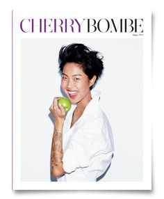 Top Chef's Kristen Kish Is the New Cherry Bombe Cover Girl