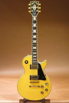 Gibson 1976 Les Paul Custom White
