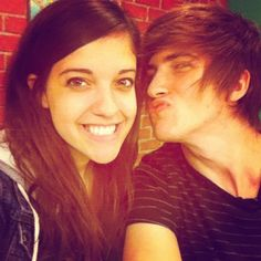 Did joey graceffa dating catrific hot