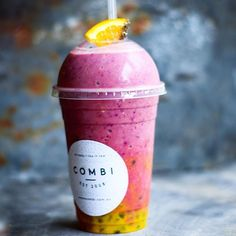Liquid Passion by COMBI • Flavours of Urban Melbourne Ed 2