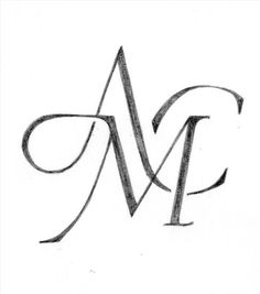 Drawn typography