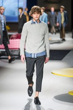 Prada Autumn (Fall) / Winter 2013 men's