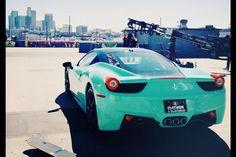 Diamond supply co. Ferrari awesome color