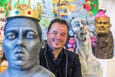 Greensboro artist Felix Semper creates paper sculptures with an unusual twist. Moving To North Carolina, Moving To Miami, Paper Sculptures, Book Sculpture, Avalon Hotel, Visit Cuba, Tv Station, New York Street, Books To Buy