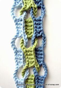 Wave Stitch...