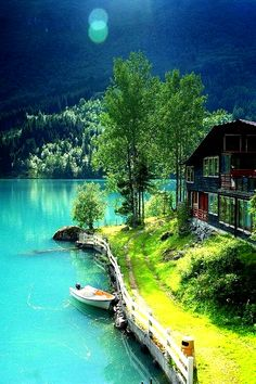Lodalen, Norway Wonderful Places In The World Places Around The World, Oh The Places You'll Go, Places To Travel, Places To Visit, Around The Worlds, Dream Vacations, Vacation Spots, Magic Places, Lofoten