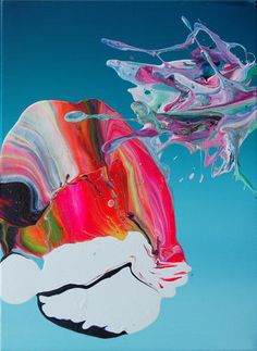 3 | Yago Hortal Creates Paintings With Breathtaking Color Smears [Slideshow] | Co.Design | business + design