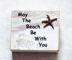 May the Beach be with you!