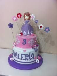 Resultado de imagen de tarta princesa sofia