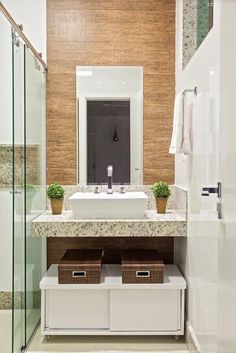 34 Easy Remodelling Projects and Ideas for a Stylish and Cheap Home Upgrade - The Trending House Luxury Homes Interior, Best Interior Design, Bathroom Interior Design, Cafe Interior, Bathroom Renovations, Bathroom Makeovers, Interior Lighting, Modern Bathroom, Master Bathrooms
