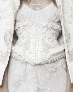 lgivenchy haute couture autumn/winter 2010-2011