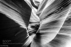 antelope canyon XI by Kev435