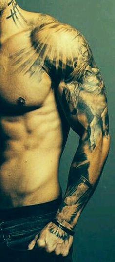 Tattoo Sleeve !!