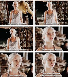 Daenerys Targaryen Winter Is Here, Winter Is Coming, Tv Show Quotes, Glee Quotes, The Winds Of Winter, Arrow Tv Shows, Game Of Throne Actors, Game Of Thrones Funny, Daenerys Targaryen