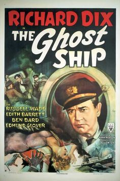 The Ghost Ship (1943) Tom Merriam signs on the ship Altair as third officer under Captain Stone. At first things look good, Stone sees Merriam as a younger version of himself and Merriam sees Stone as