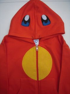 Hey, I found this really awesome Etsy listing at https://www.etsy.com/listing/167275898/flaming-tail-dinosaur-inspired-hoodie
