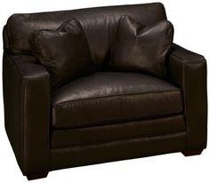 Klaussner Home Furnishings-Homestead -Klaussner Home Furnishings Homestead Leather Chair - Jordan's Furniture