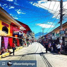 Follow @elbeardedgringo: #Streets of #Granada #Nicaragua - #ILoveGranada #AmoGranada #Travel