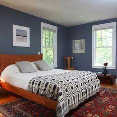Master bedroom paint color ideas best blue paint color for master bedroom full size of bedroom paint color ideas light blue master bedroom and bathroom Slate Blue Bedrooms, Blue Bedroom Paint, Blue Master Bedroom, Blue Rooms, Girls Bedroom, Bedroom Decor, Bedroom Ideas, Bedroom Photos, Baby Bedroom