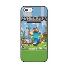Minecraft Xbox Edition iPhone 5|5S Case