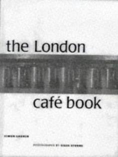The+London+Café+Book