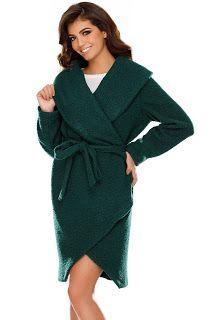 jachete_de_toamna_chic_si_confortabile_4 Wrap Dress, Dresses, Fashion, Dress, Vestidos, Moda, Fashion Styles, Fashion Illustrations, Gown