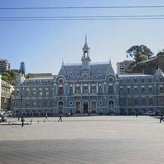 Chili - Quartier historique de la ville portuaire de Valparaiso