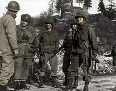 American+soldiers+-+Battle+of+the+bulge