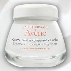 Avene, para pieles secas y muy secas independientemente de la edad. http://farmaciajimenez.com/catalogo/avene/avene-crema-compensadora-40-ml/