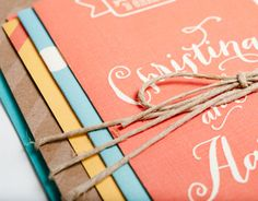 """Check out this @Behance project: """"Christina & Aaron Wedding Invitation Suite"""" https://www.behance.net/gallery/5731773/Christina-Aaron-Wedding-Invitation-Suite"""