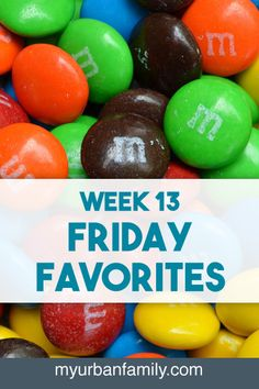 Each week I use Friday to post my Friday Favorites. This week includes ponchos, photography, apples, a funny video, and a house update. Oh, and my birthday!