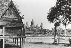 Historic pictures of Siem Reap and Angkor Wat Archaeological Park - Siem Reap Forum